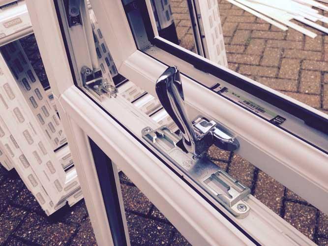 upvc windows security lock