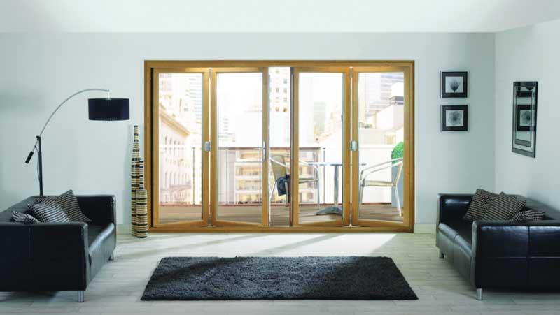 bifold doors design