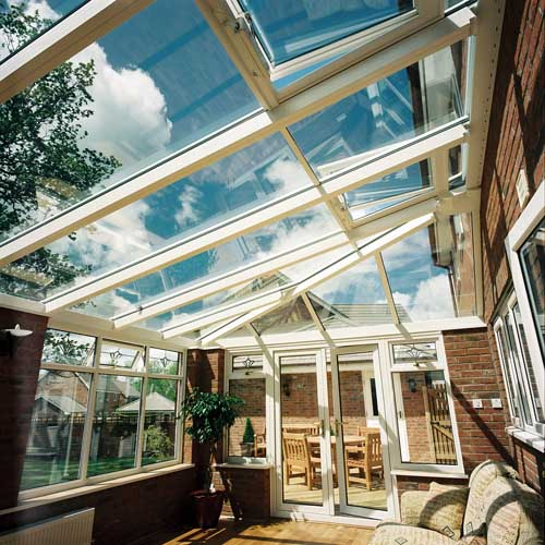conservatory livinroof in sutton