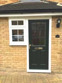 composite doors design in london