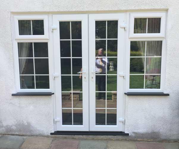 bifold doors in sutton