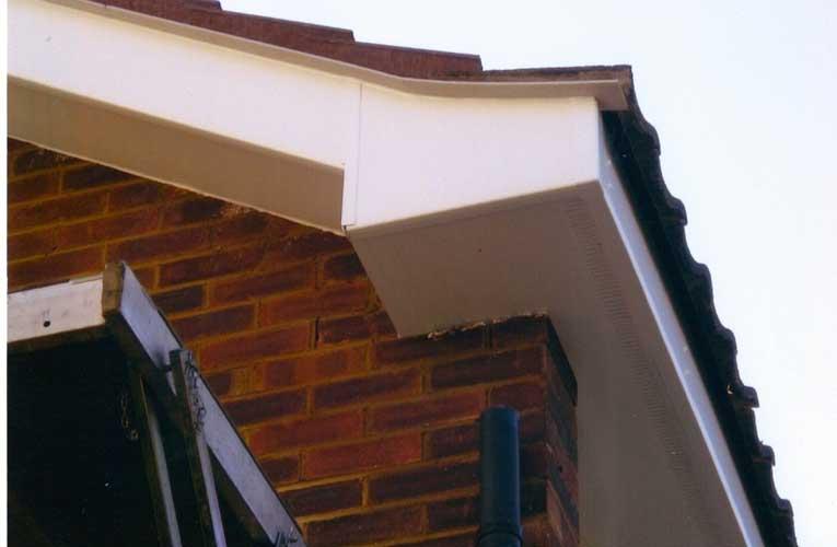 upvc fascias and soffits