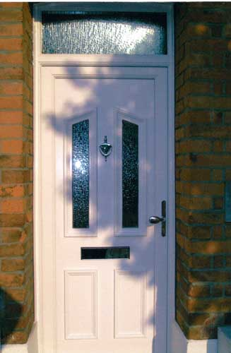composite doors design