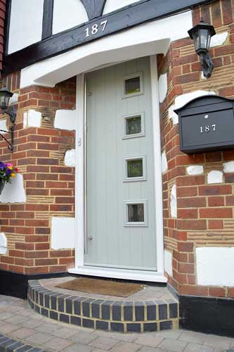 composite doors company in redhill