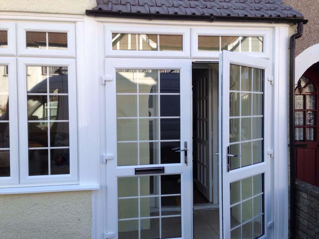 bifold doors in london