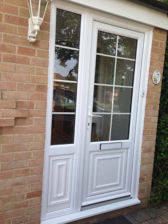 residential doors design london