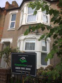 kingsbridge Living sash window