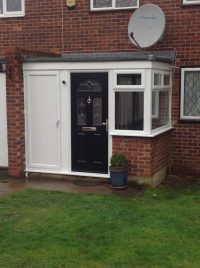 latest composite doors