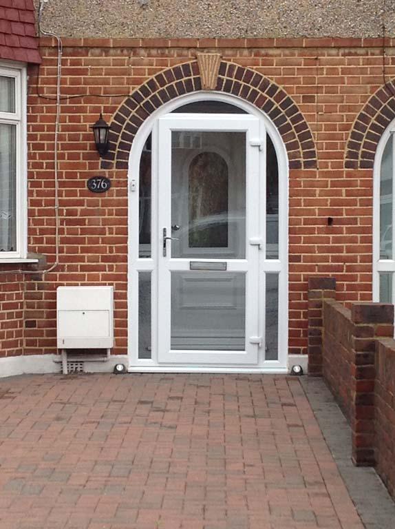 morden porch doors in surrey