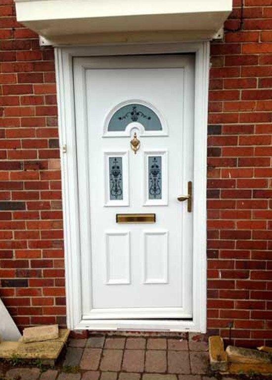 UPVC Solid Doors UK