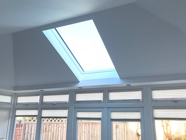 conservatory light roof