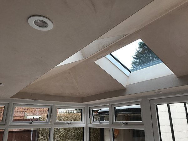 conservatory roof in croydon london