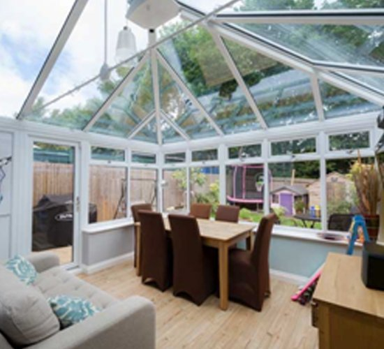 conservatory roof company redhill