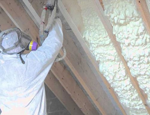 Energy efficient spray foam loft insulations in Surrey and the South East